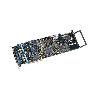 Dialogic® D41JCTLSEW 4-Port PCIe Combined Media Board