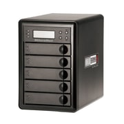 MicroNet RB5-20000 20TB RAIDBank5 Quad Interface-Portable RAID Array