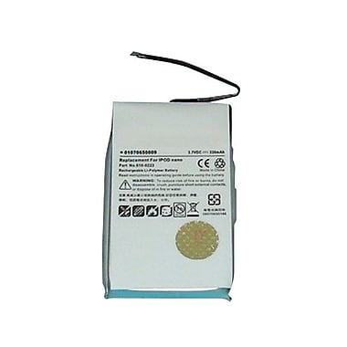 Dantona PDA-136LI Rechargeable Media Player Battery For iPod's nano