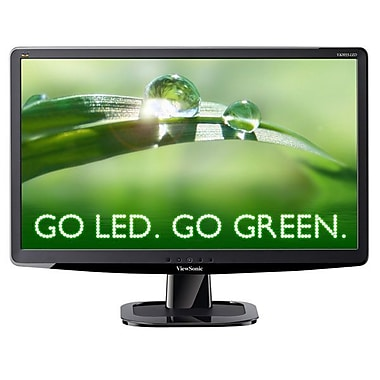 ViewSonic VA2232wm-LED - LED monitor - 22in.