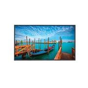 """NEC® V552-AVT 55"""" 1080p IPS LED LCD TV, Black"""