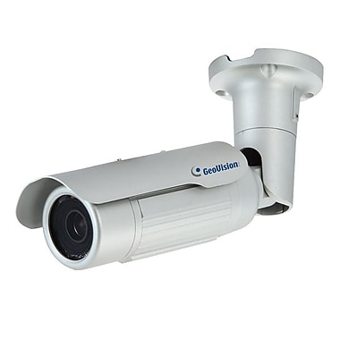 GeoVision GV-BL3410 3MP H.264 WDR Pro Bullet IP Camera With IR and 3x Zoom