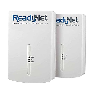 ReadyNet™ E200K 200 Mbps PLC HomePlug Adapter Kit 2