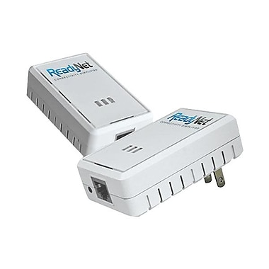 ReadyNet™ EN500K 500 Mbps PLC HomePlug Nano Kit