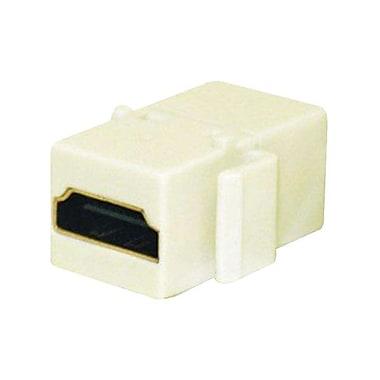 STEREN® HDMI Keystone Coupler, Ivory