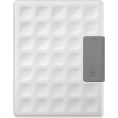 Belkin™ Snap Shield Protective Carrying Case With Stand For iPad 2, White
