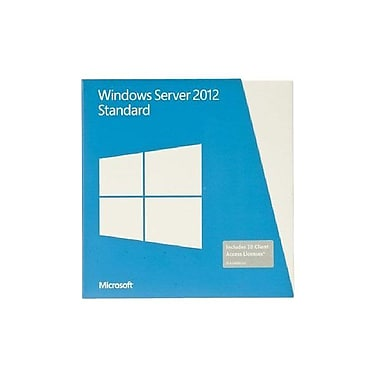 Microsoft® Windows Server 2012 License