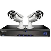 Swann™ HDR6-8100 Hybrid 6 Channel Digital Video Recorder With 2 x Cameras