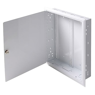 STEREN® FastHome™ 550-200 19in. In-Wall Mount Enclosure