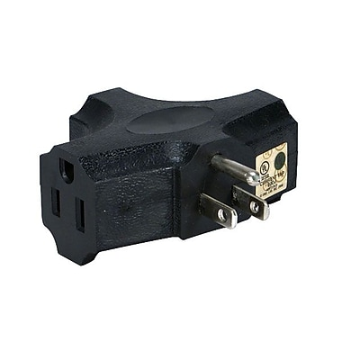 2 Prong outlet splitter