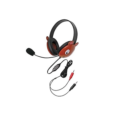 Califone® 2810TI-AV Over The Head Stereo Headset With Mic