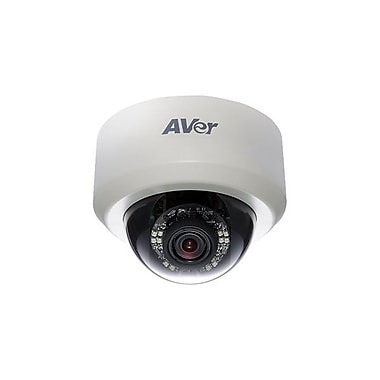 Aver™ FD2020 2MP Indoor/Outdoor Dome IP Camera With Vari-Focal Lens