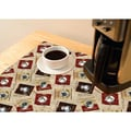 Drymate Java Java Coffee Maker Mat; Large