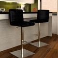 Bellini Modern Living Georgio Barstool; Black