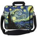 Designer Sleeves Starry Night Executive Sleeve; 15.4''