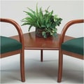 Lesro Weston Series Connecting Corner Table; Mahogany