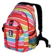Wildkin Ashley Bright Stripes Serious Backpack