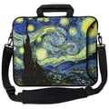 Designer Sleeves MacBook Starry Night Professional Sleeve; 15''