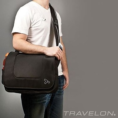 Travelon Anti-Theft Urban East and West Messenger Bag
