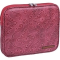 Clark & Mayfield Hawthorne 13'' - 15'' Laptop Sleeve in Red