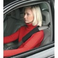 Travelon Seat Belt Shoulder Pad; Black