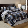 Wildon Home   Manhattan Bed in a Bag Set; Twin