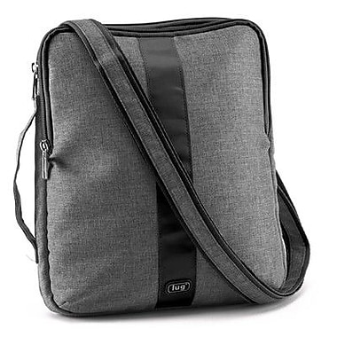 Lug Slingshot iPad or Tablet Pouch; Midnight Black