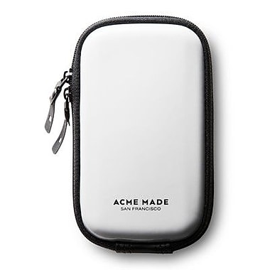 Acme Made Sleek Video Pouch; White