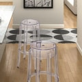 dCOR design Anime Transparent Barstool