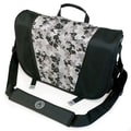 Mobile Edge Sumo Mac Messenger Bag; Black / Silver