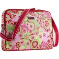 Hadaki Laptop Sleeve in Hannah's Paisley; Jazz Ruby
