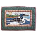 Patch Magic Loon Place Mat