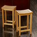 Home Loft Concept Louisa Barstools (Set of 2)