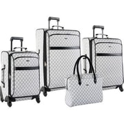 Pierre Cardin 0208P01 4-Pc. Luggage Set