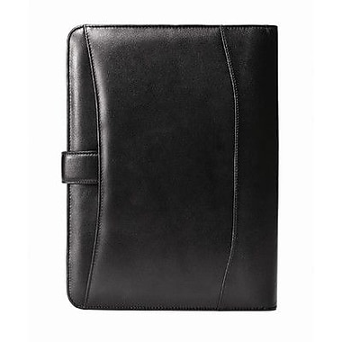 Winn International Cowhide Napa Leather Letter-size Portfolio