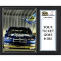 Mounted Memories NASCAR Brad Keselowski 2012 Sprint Cup Series Champion ''I Was There'' Plaque