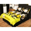 Sports Coverage Play Action Steelers Twin/Full Quilt Set