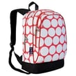 Wildkin Ashley Big Dot Sidekick Backpack