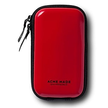 Acme Made Sleek Video Pouch; Red