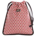 Ame & Lulu Drawstring Shoe Bag