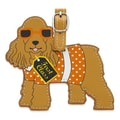 Little Gifts Cocker Spaniel Luggage Tag