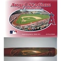 Coopersburg Sports MLB Stadium Bat; Los Angeles Angels of Anaheim