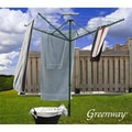 Greenway Solar Spin Rotating Clothes Dryer