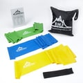 Black Mountain Products Therapy Exercise Resistance Band (Set of 3)