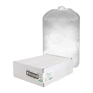 Compucessory™ White 12 Microns Shredder Bag