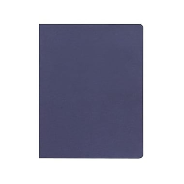 GBC® Linen Weave Presentation Cover, Blue