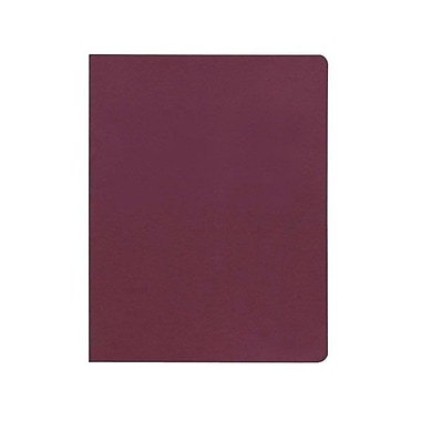 GBC® Linen WAV Presentation Cover, Burgundy