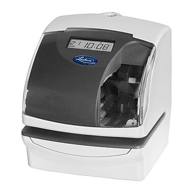 Lathem® Multi-Purpose Time Recorder, Gray