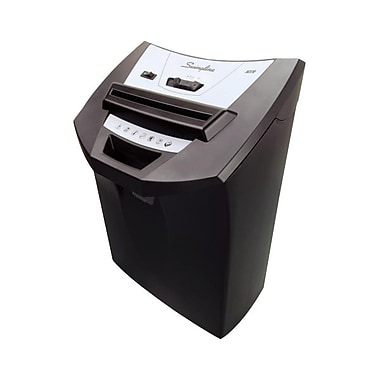 Swingline™ 12-Sheet Strip-Cut Personal Shredder