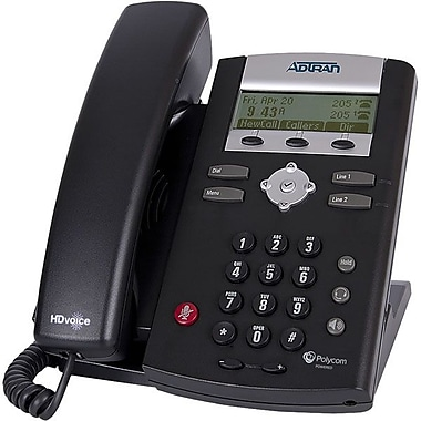Adtran® 1-Line IP Phone
